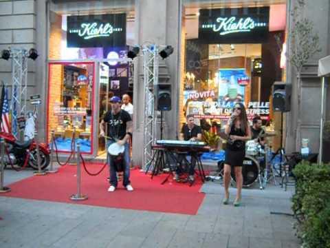 VARIE...., Gruppo Musicale, Inaugurazione Negozio, Milano