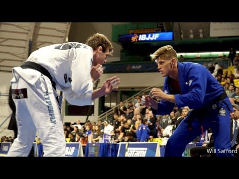 Keenan Cornelius vs Nicholas Meregali - 2019 World Jiu-Jitsu IBJJF Championship