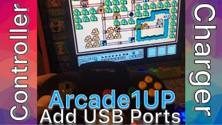 Arcade1Up - Use Builtin Switch to Turn Raspberry Pi on and