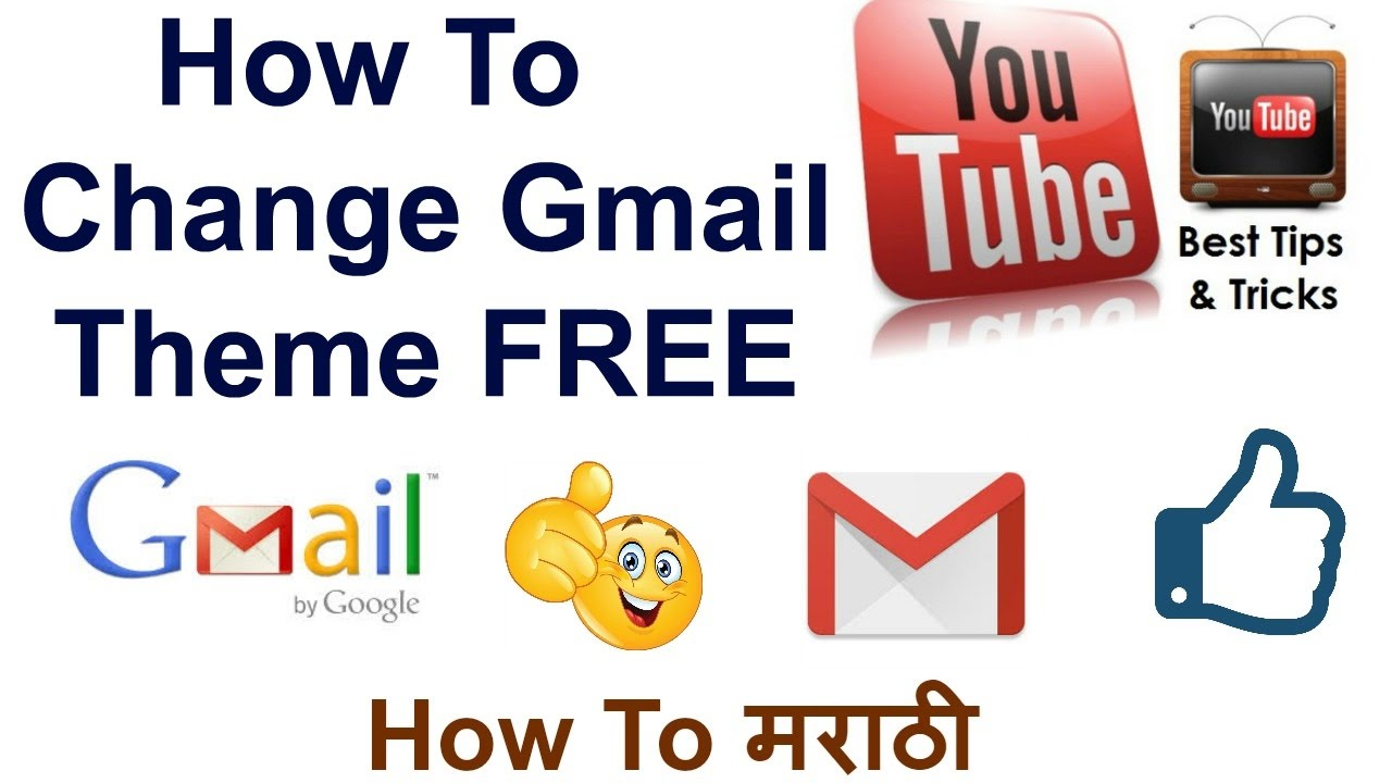 Gmail theme font - How To Change Gmail Theme Free