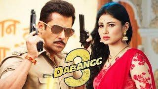 Salman khan to romance mouni roy in dabangg 3 ?