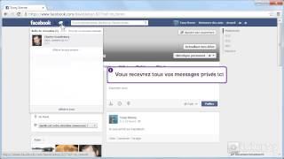 Comment envoyer des messages privés avec Facebook ?