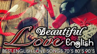 Romantic Love Songs 70's 80's 90's 🎶 Greatest Love Songs Collection 🌹 Best Love Songs Of Time🌹