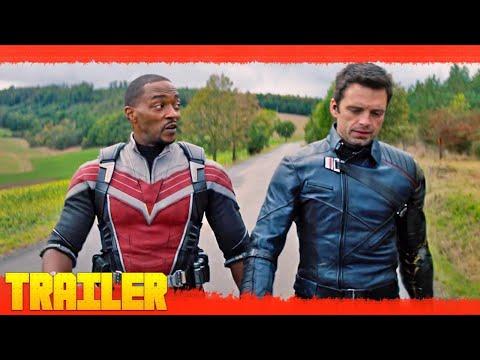 The Falcon and the Winter Soldier (2021) Marvel Serie Tráiler Oficial Subtitulado