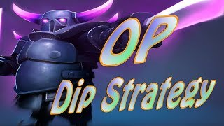 Mass Pekka Dip Strategy! | Easy 3 Star Strategy | Clash of Clans | TH10 vs TH9 3 Star