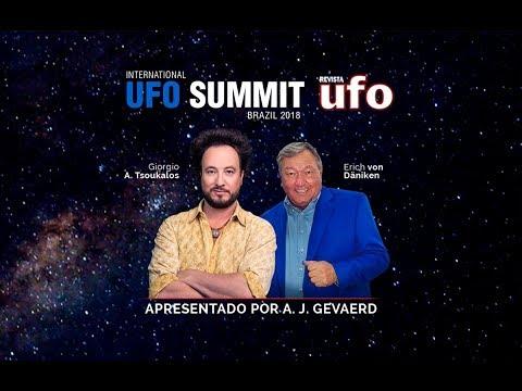 nouvel ordre mondial | Erich von Däniken au Brésil pour parler de sa théorie sur les aliens