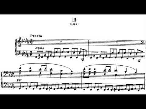 Alexei Stanchinsky - 5 Preludes (1907-1912)