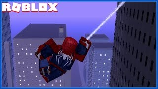 THIS GAME WILL BLOW YOU AWAY! (Roblox Spider-Man Blox-Verse)