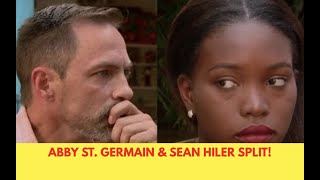 90 Day Fiance Star Abby St Germain Confirms Split From Sean Hiler Amid STD Rumors