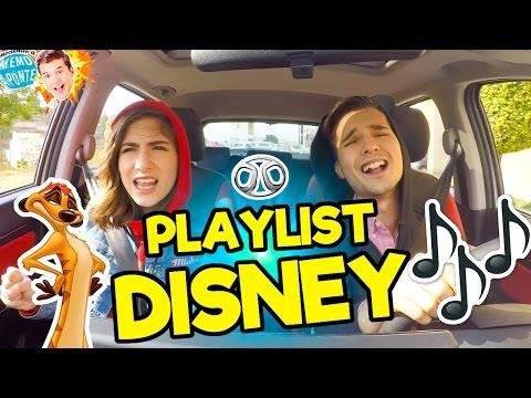 Playlist Disney/ Feat. Nath Campos/ Memo Aponte