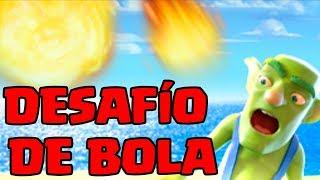 DESAFÍO DE LA BOLA DE FUEGO! POCO A POCO A MAXEARLA!   Clash Royale en Español
