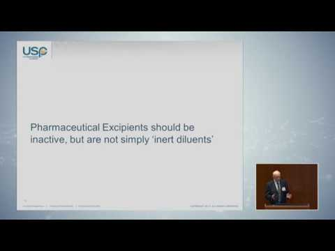 Introduction To Pharmaceutical Excipients