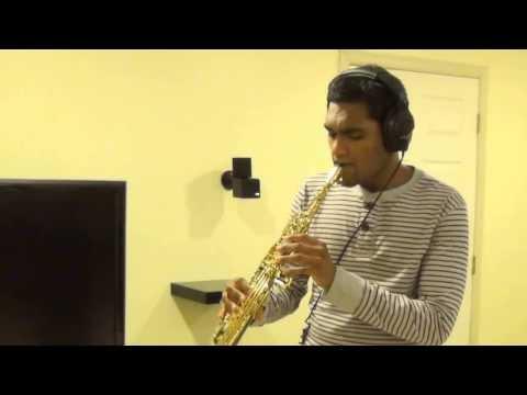 Silent Night Instrumental - Saxophone
