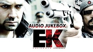 Ek   The Power Of One   Audio Jukebox | Bobby Deol, Shriya Saran & Nana Patekar