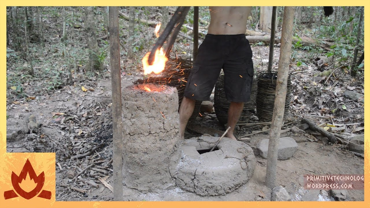 Download Primitive Technology: Simplified blower and furnace experiments