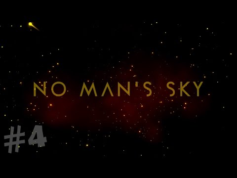 I FOUND WATER ON MARS!!!   No Man's Sky #4 (PS4)