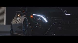 Shahmen - Mark (Remix 2019) Car Music Video Mercedes-Benz S63 AMG