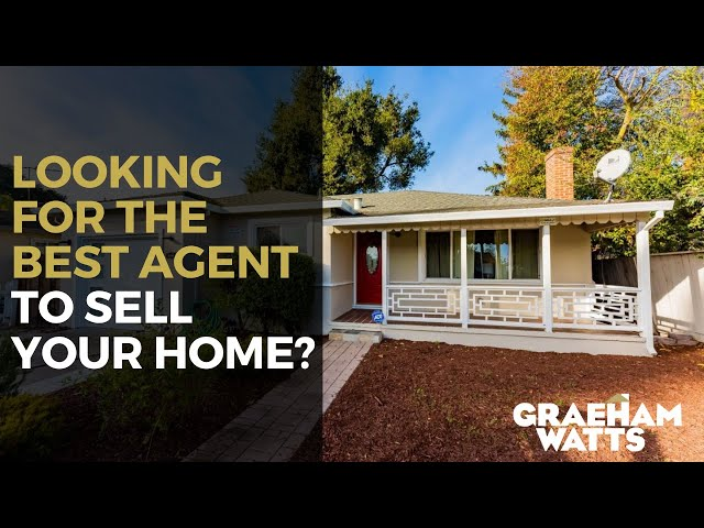 Looking for the Best Agent to Sell Your Home? | Graeham Watts