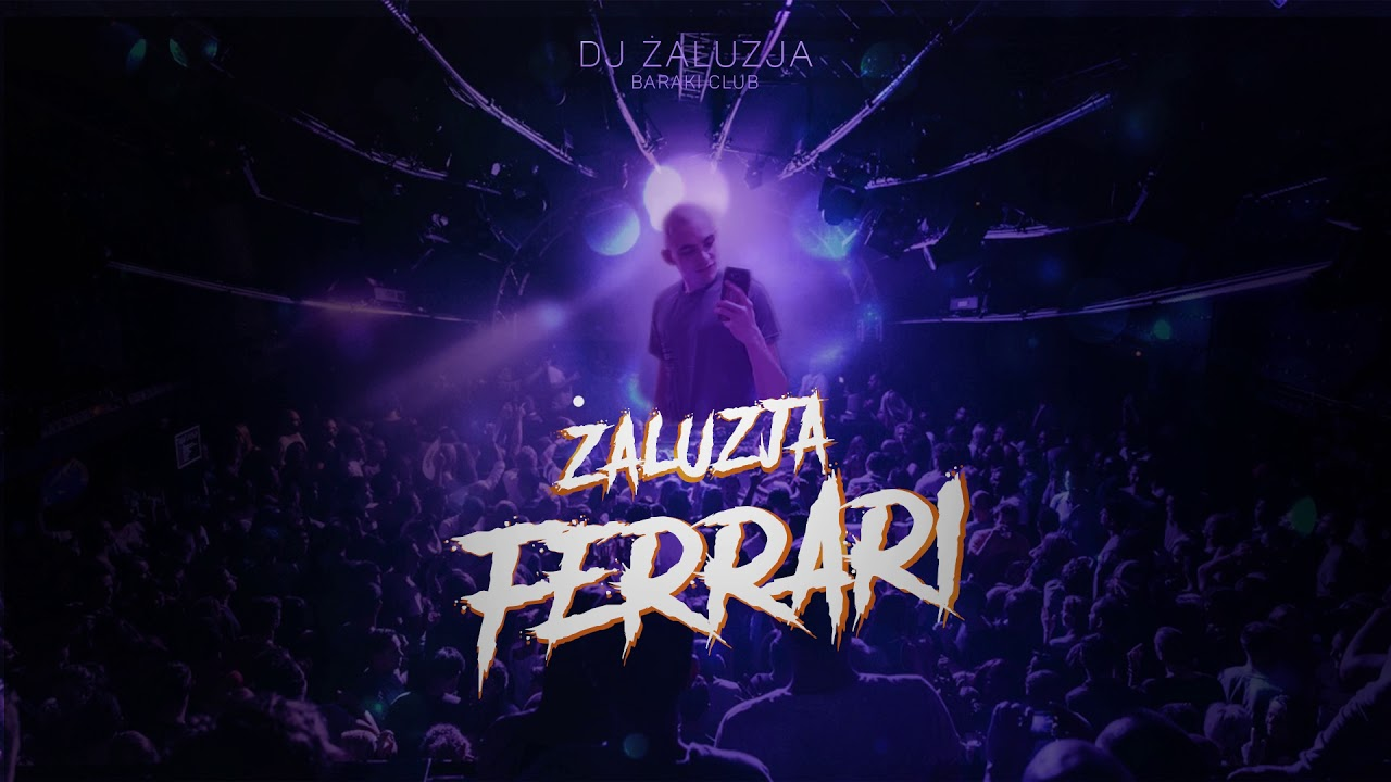 Żaluzja - Ferrari Prod. Black Rose Beatz (Official Audio)