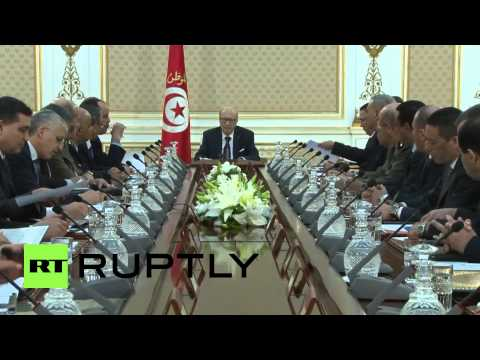 "Tunisia: ""Now it's real war,"" says President Beji in emergency meeting after attacks"
