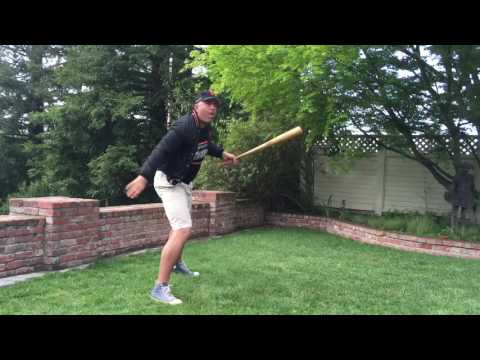Batting Stance Guy as Will Clark