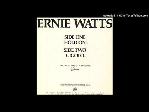 Ernie Watts - Hold on  1982