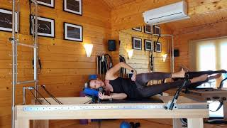 Inner Thigh Reformer Workout