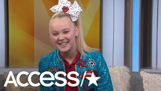 JoJo Siwa Reacts To The Logan Paul Suicide Video Controversy  | Access