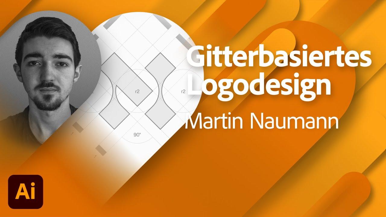 Gitterbasiertes Logo- & Schriftdesign mit Martin Naumann |Adobe Live