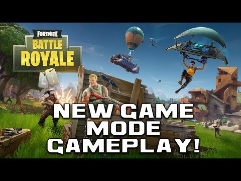 NEW GAMEMODE! Battle Royale PvP mode!   Fortnite Gameplay (Adult Language)