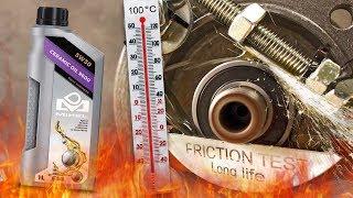 Mihel Ceramic Oil 9600 5W30 Jak skutecznie olej chroni silnik? 100°C