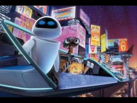 WALL-E OST by Thomas Newman - 72 Degrees and Sunny mp3