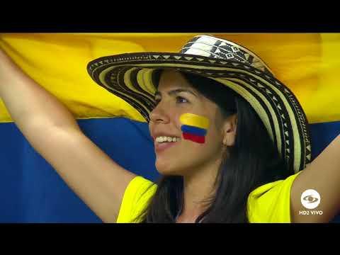 Colombia Vs Polonia Himno Nacional