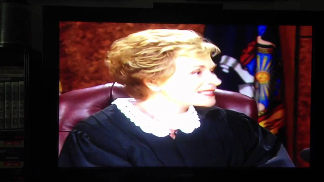 judge judy tells how to play sack tap youtube. Black Bedroom Furniture Sets. Home Design Ideas