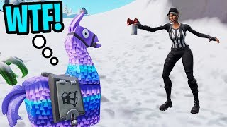 i AIR HORN emoted after every kill to WIN on Fortnite! (insanely annoying)