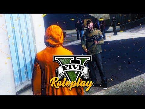 Von der Russen Mafia verprügelt 👮 GTA 5 Real Life (Roleplay)