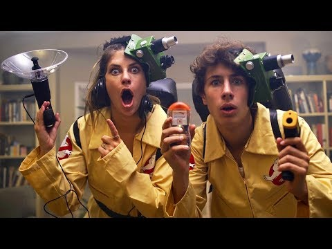 Did You Find the Ghost?!   Hannah Stocking & Juanpa Zurita