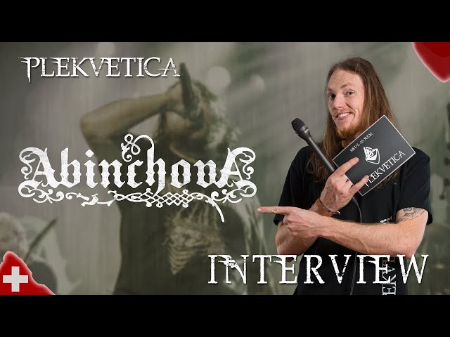 [ Interview ] Abinchova ( 2018 ) | Folk/Death Metal