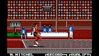 NES Longplay [231] Track&Field II