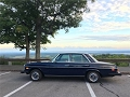 1976 Mercedes-Benz W115 240D Cold Start + Walk Around
