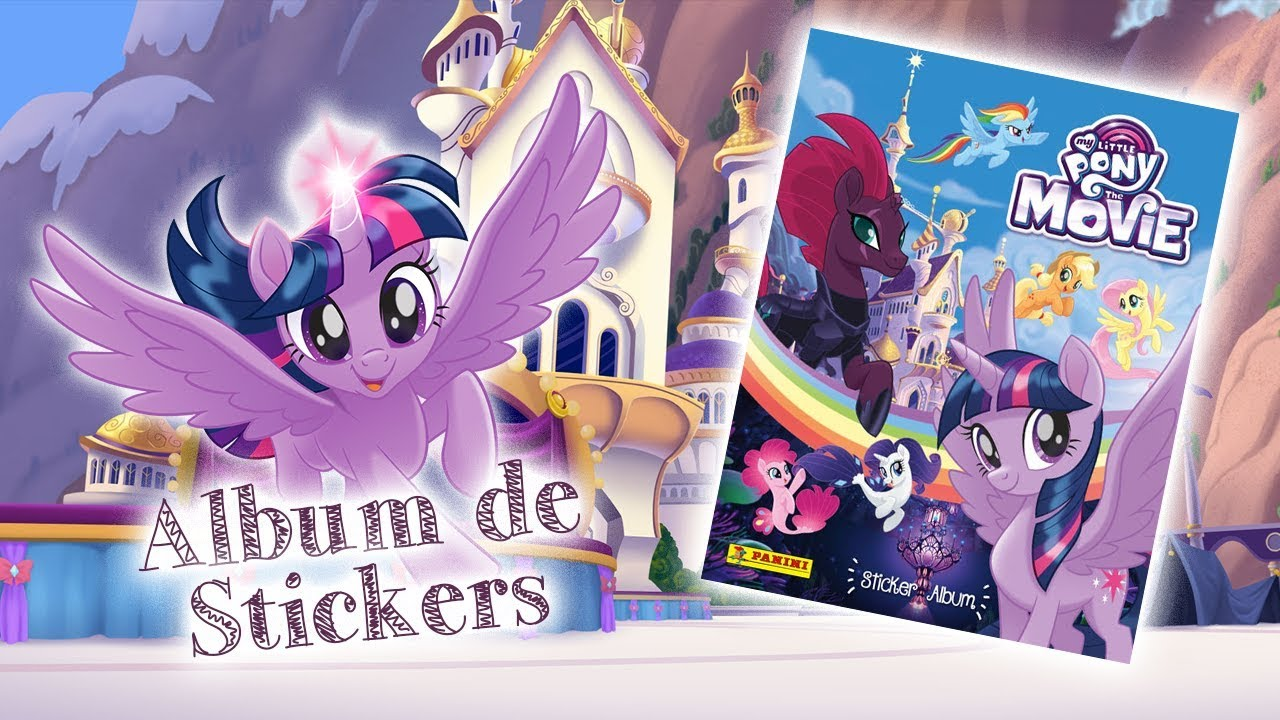 PANINI-My Little Pony-Sticker 150