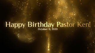 Pastor Ken Frese's 77th Birthday Celebration