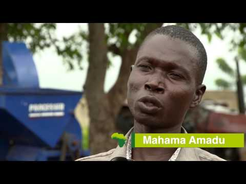 Financial inclusion for small holder farmers in Africa - AGRA