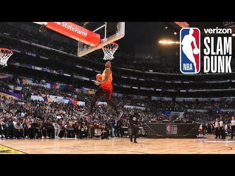 LIVE: Donovan Mitchell, 2018 Verizon Slam Dunk Champion All-Star Presser