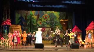 Музыкальная сказка 'Мама' в исполнении Театра 'Лик'