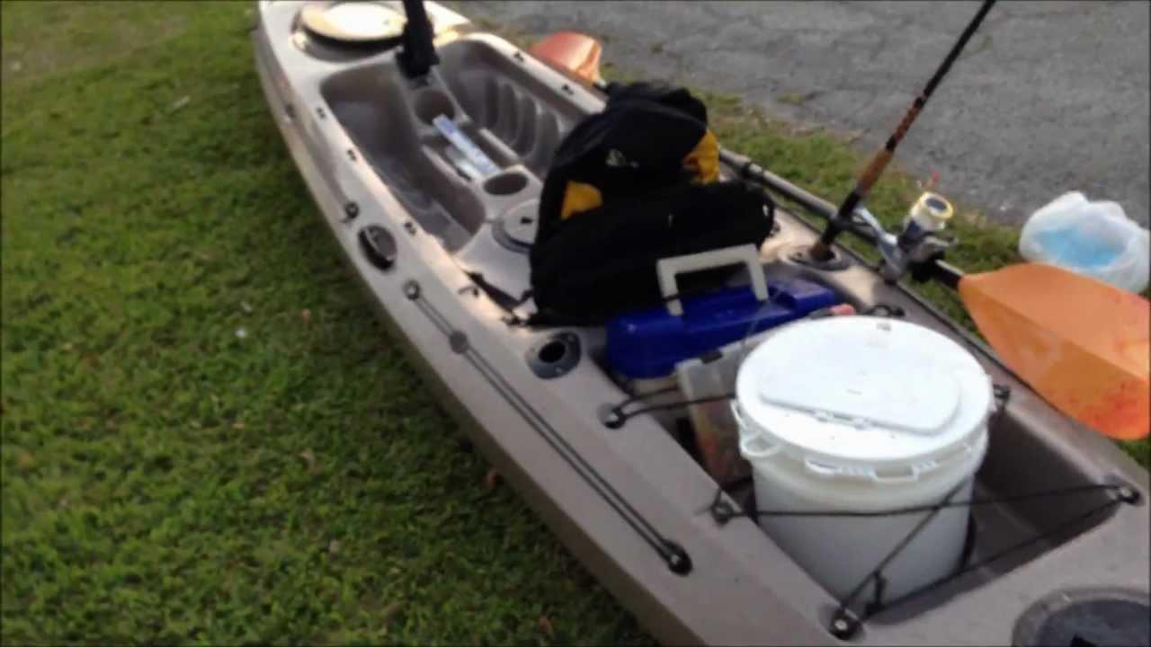 Future Beach Angler 160 Kayak Review  YouTube