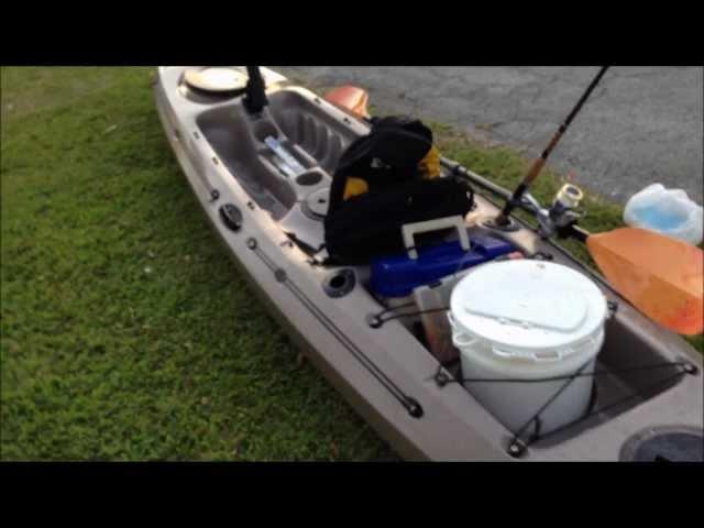 Future Beach Angler 160 Kayak Review