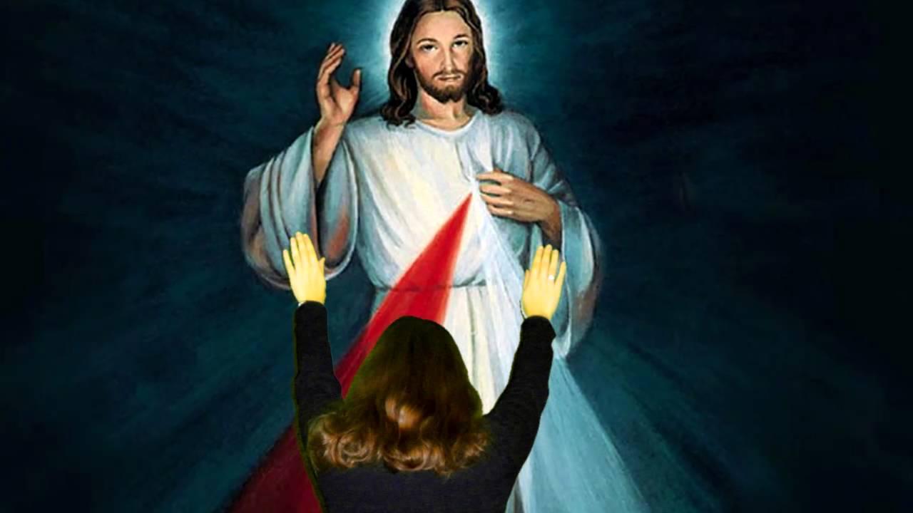 Conhecido Diálogo de Jesus Misericordioso com a alma pecadora - (do Diário  BX01