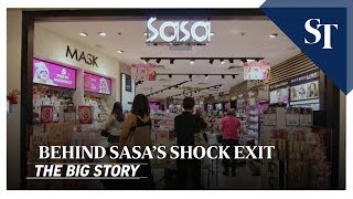 What Caused Sasa's Failure? | The Big Story | The Straits Times
