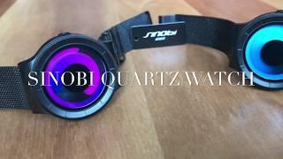 Sinobi Quartz Watch - Rakamsız Saat İnceleme / Kutu açılımı by PARALAKS - Gearbest.com